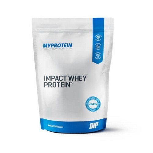 1Kg Myprotein マイプロテイン ホエイ・Impact ホエイプロテイン (チョコレートブラウニー, 1kg) 1Kg_画像1