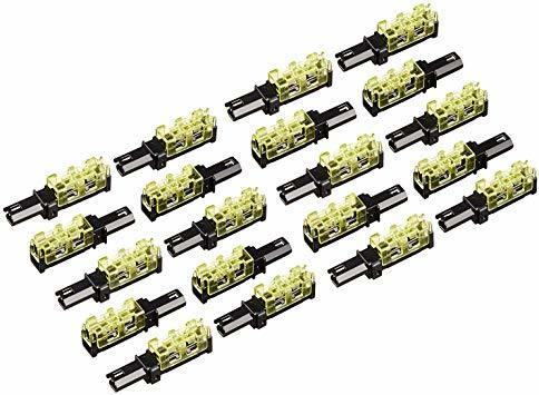お買い得限定品 【Amazon.co.jp 限定】エーモン 接続コネクター 10セット(20個入) (2825)_画像1