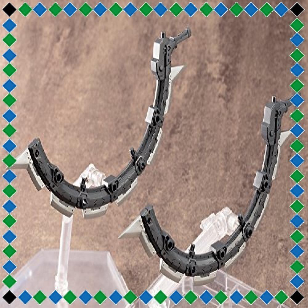 13 グラインドサークル コトブキヤ M.S.G モデリングサポートグッズ へヴィウェポンユニット13 グラインドサークル 全長_画像5