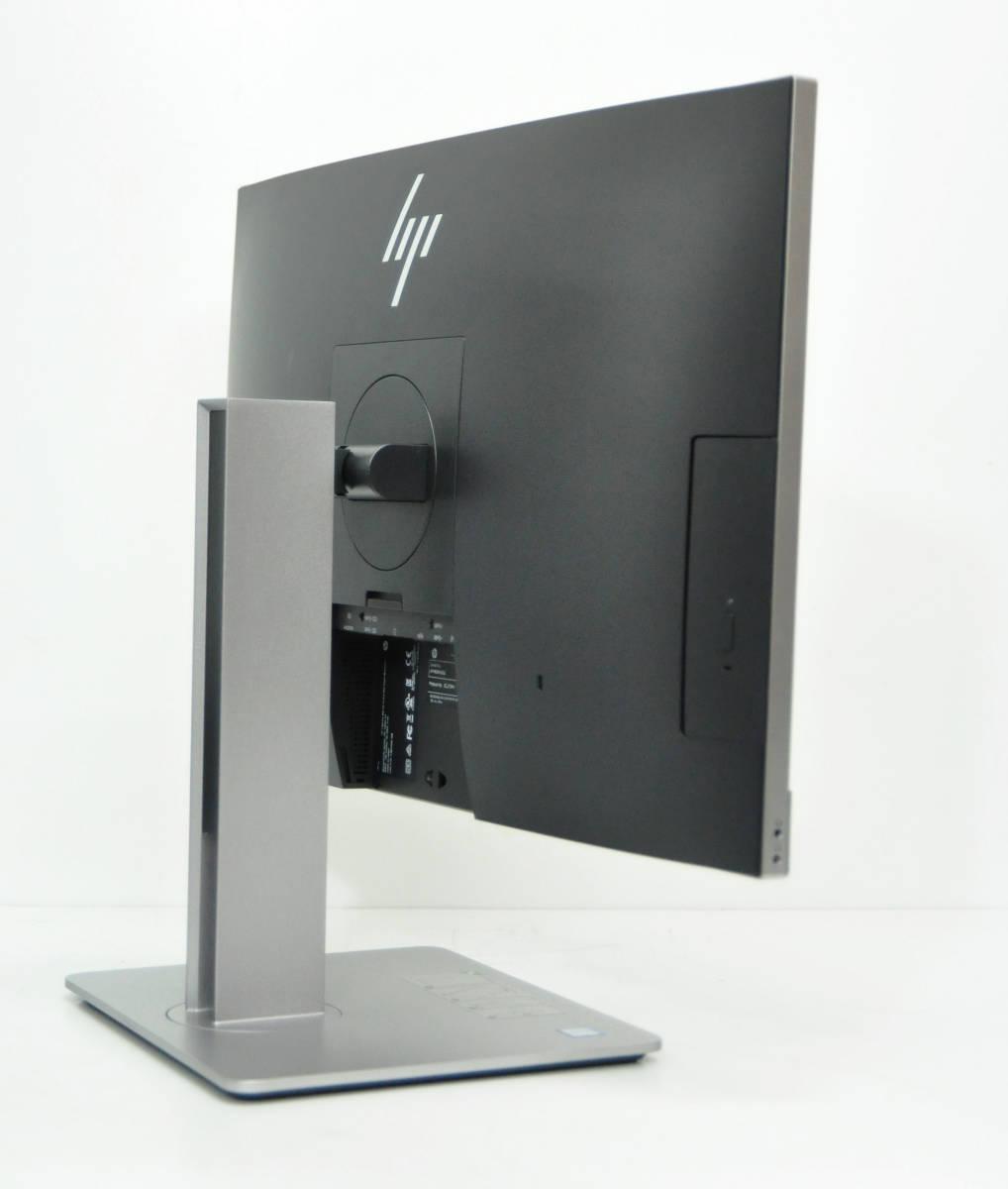 美品 HP EliteOne 800 G4 All-in-One フルHD 一体型 第8世代 Corei5-8500/メモリ8GB/SSD256GB NVMe/カメラ/無線/マルチ/Office2019/Win10. _画像4