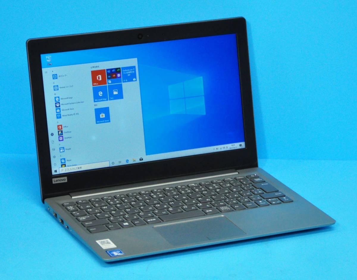 ♪ 上位モデル Ideapad 120S ♪ Dual-Core Celeron N3350/ メモ4GB/ SSD:256GB/ カメラ/ Wlan/ Office2019/ Win10_画像7
