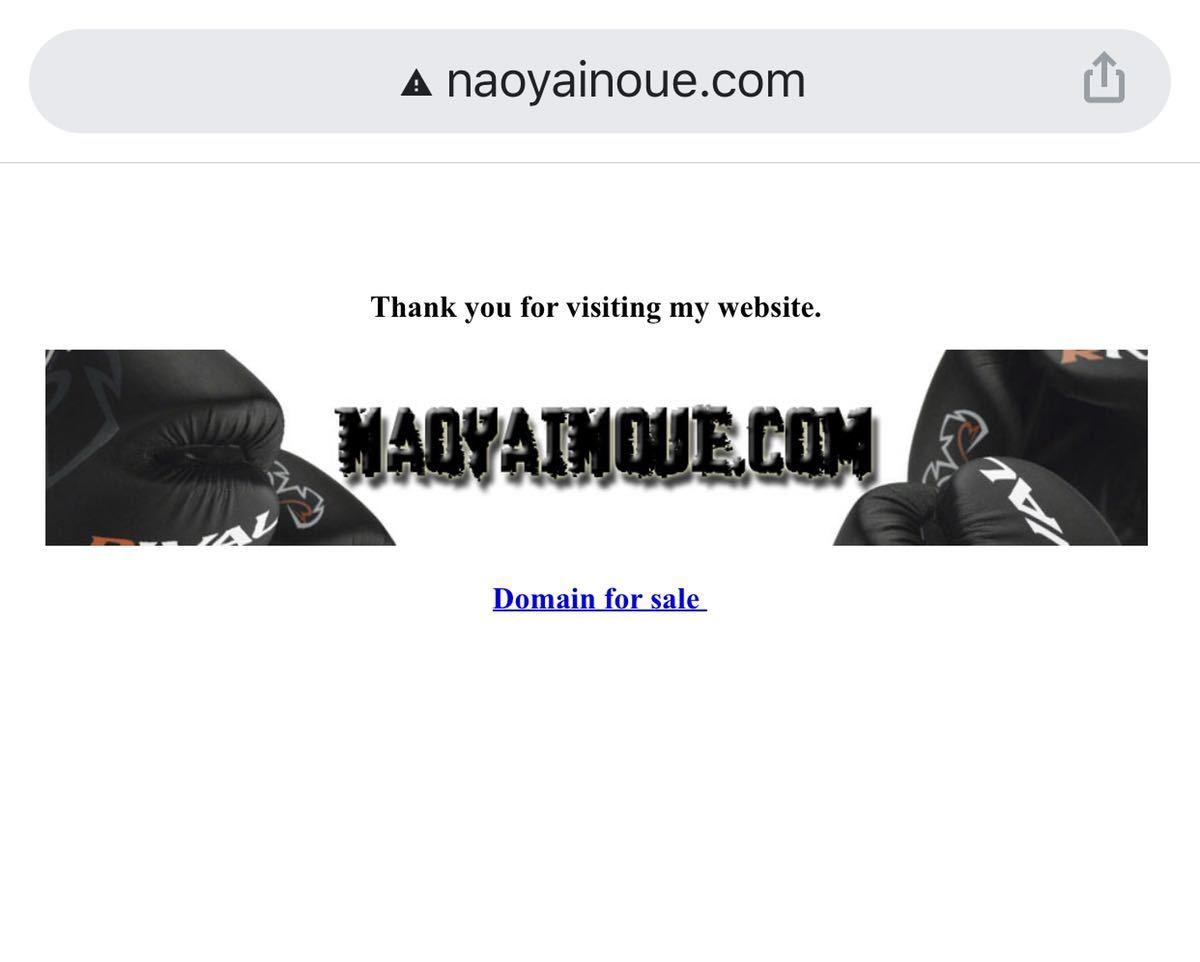 NaoyaInoue.com