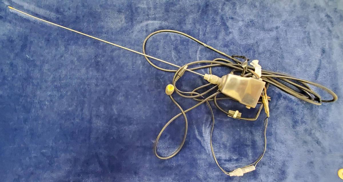 VHF/FMレシーバー TM56B アンテナ付 ALPHA 消防無線 _画像10