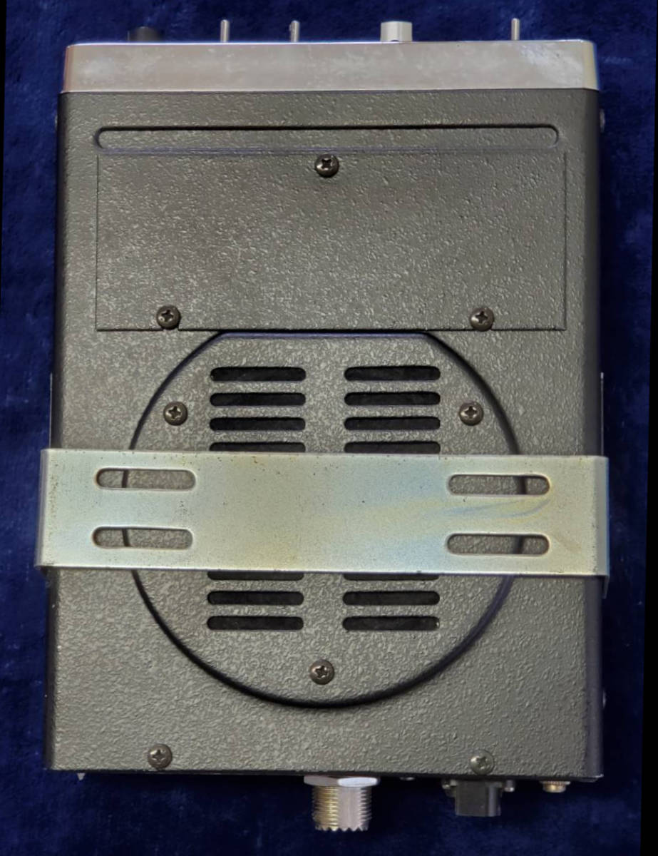 VHF/FMレシーバー TM56B アンテナ付 ALPHA 消防無線 _画像9