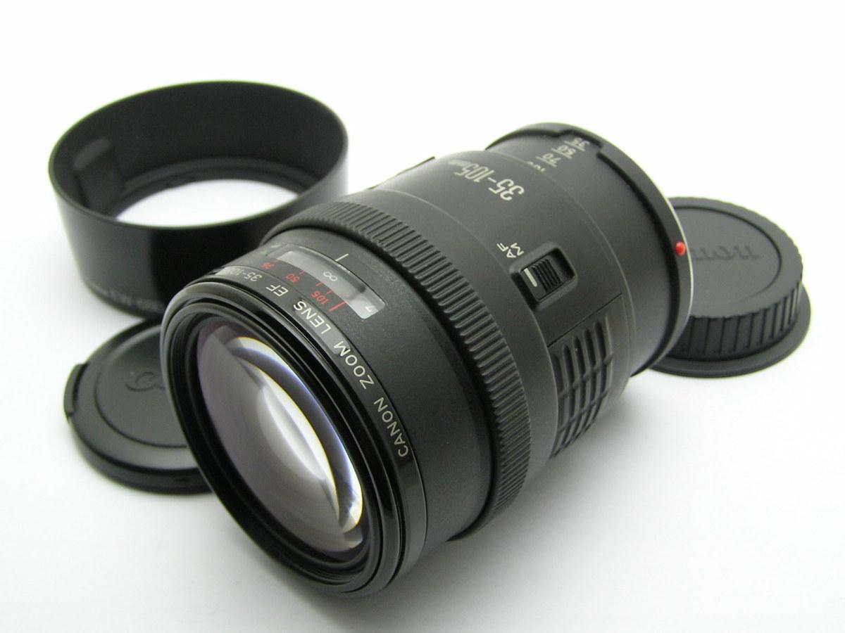 ★ハローカメラ★7653 CANON ZOOM LENS EF ( 35-105mm F3.5-4.5 ) 難有 動作品  現状  1円スタ-ト
