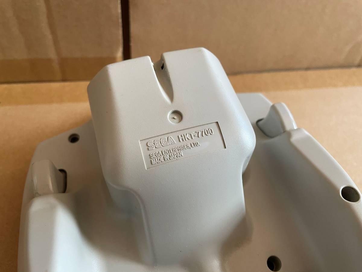 SEGA セガ ドリームキャスト Dreamcast HKT-3000 コントローラーHKT-7700 HKT-7000 3点セット_画像5