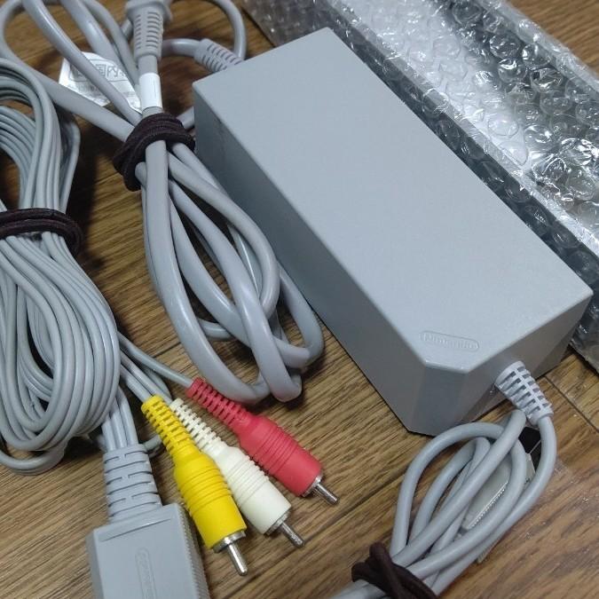 Wii ACアダプター