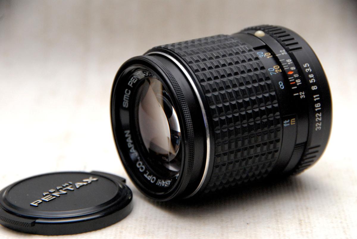 PENTAX-M ペンタックス純正 Kマウント専用135mm MF 高級単焦点レンズ 1:3.5 希少・良好品