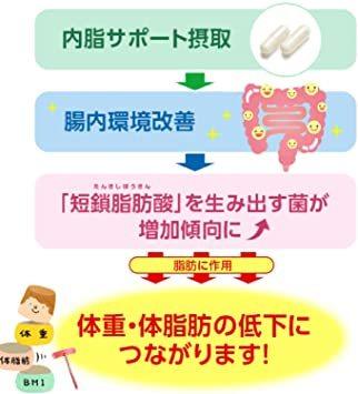 1袋 ファンケル (FANCL) 内脂サポート (約30日分) 120粒 [機能性表示食品] ビフィズス菌_画像8