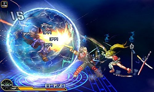 PROJECT X ZONE 2:BRAVE NEW WORLD - 3DS_画像3