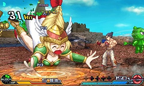 PROJECT X ZONE 2:BRAVE NEW WORLD - 3DS_画像6
