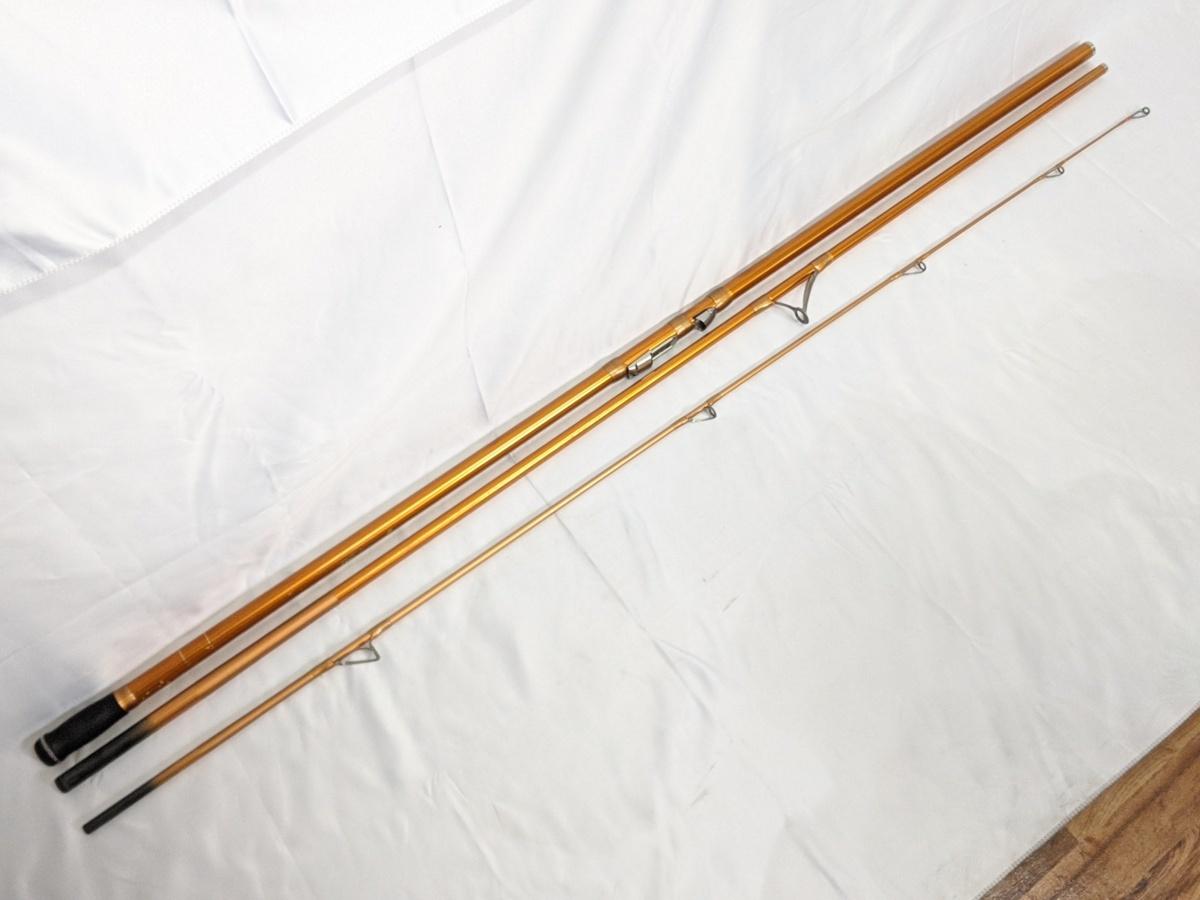 Daiwa ダイワ CAST'IZM キャスティズム 27-385 並継 サーフキャスティング オレンジイノベーター 投げ竿 投竿_画像1