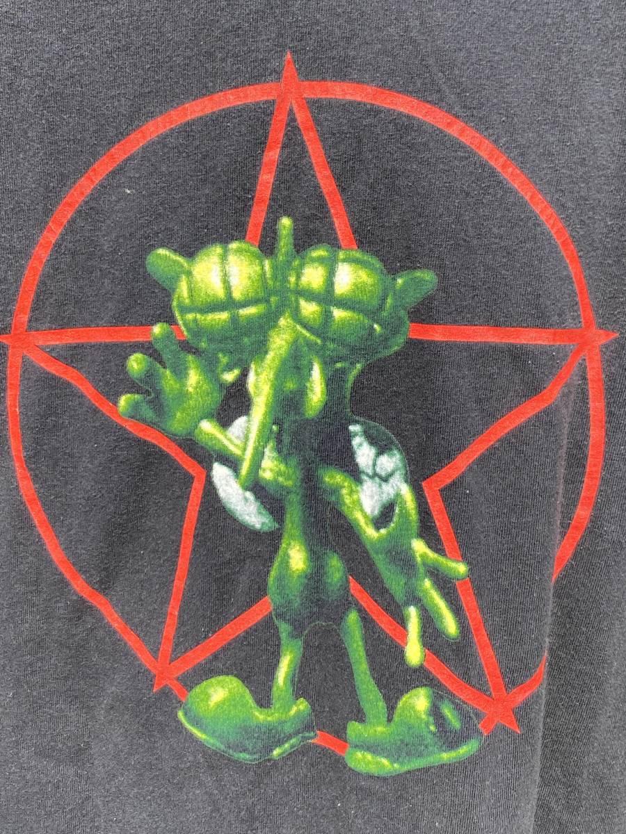 ビンテージ PRIMUS 2000 Tシャツ◆XL◆1999年製◆プライマス◆ロックバンドTシャツ◆USA購入◆送料無料!_画像5