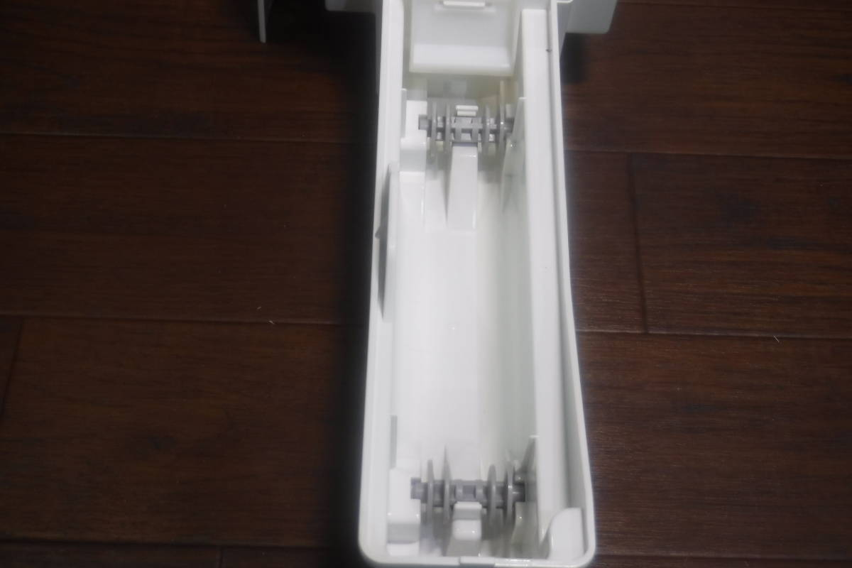 W829 未使用 SHARP シャープ 高濃度プラズマクラスター 加湿空気清浄機 KC-E40-W 加湿11畳 空清18畳 花粉/ニオイ/カビ/ホコリ/梅雨 など_画像10