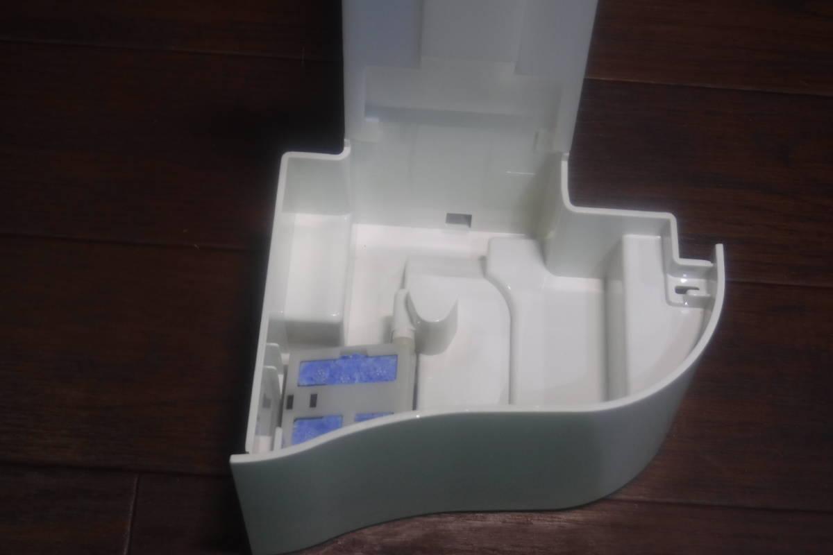 W829 未使用 SHARP シャープ 高濃度プラズマクラスター 加湿空気清浄機 KC-E40-W 加湿11畳 空清18畳 花粉/ニオイ/カビ/ホコリ/梅雨 など_画像9
