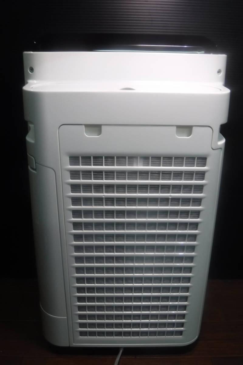 W829 未使用 SHARP シャープ 高濃度プラズマクラスター 加湿空気清浄機 KC-E40-W 加湿11畳 空清18畳 花粉/ニオイ/カビ/ホコリ/梅雨 など_画像5
