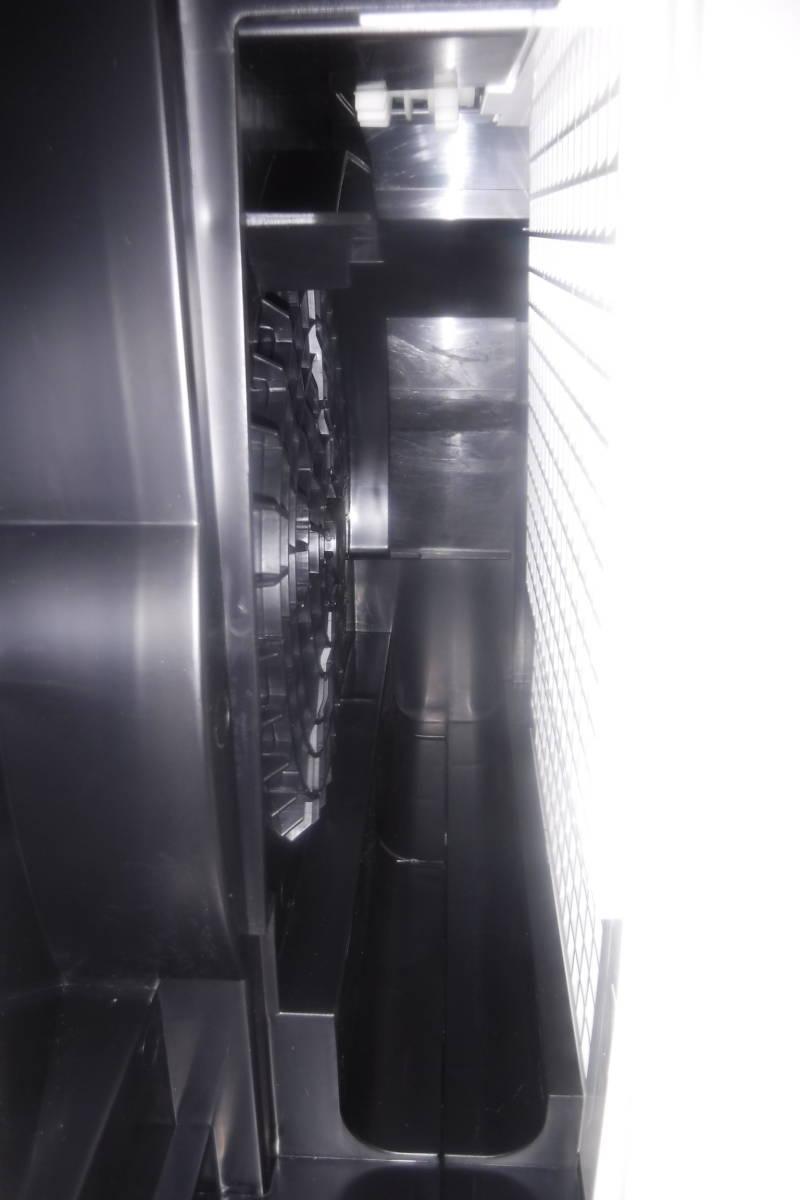 W829 未使用 SHARP シャープ 高濃度プラズマクラスター 加湿空気清浄機 KC-E40-W 加湿11畳 空清18畳 花粉/ニオイ/カビ/ホコリ/梅雨 など_画像8