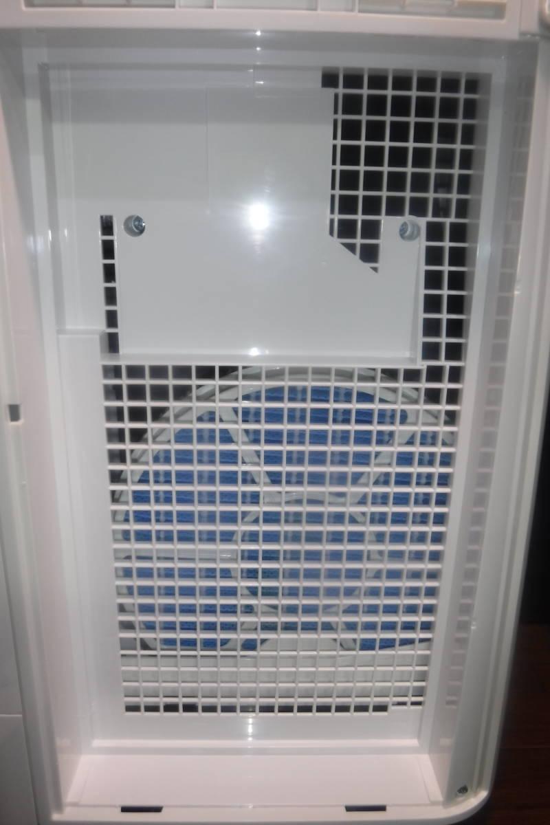 W829 未使用 SHARP シャープ 高濃度プラズマクラスター 加湿空気清浄機 KC-E40-W 加湿11畳 空清18畳 花粉/ニオイ/カビ/ホコリ/梅雨 など_画像6