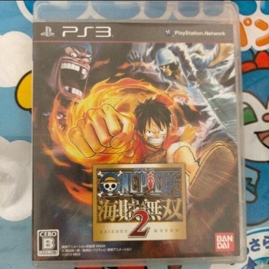 PS3ソフト ワンピース海賊無双2