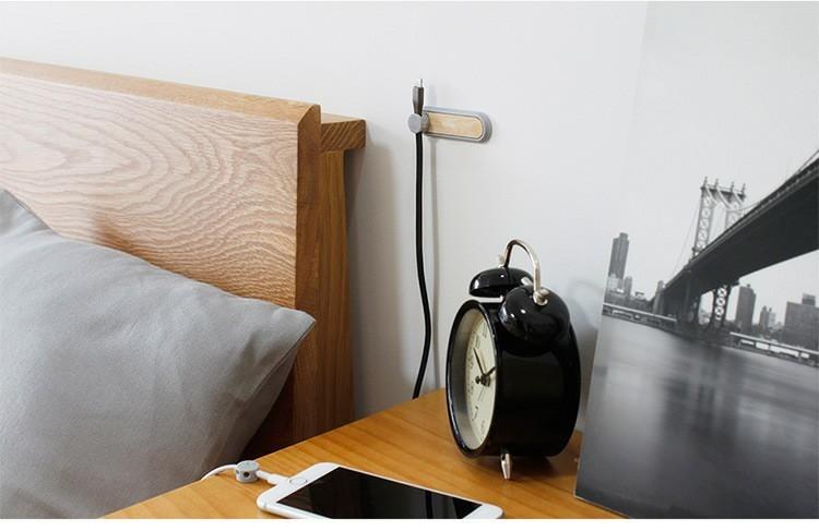 マグネットケーブル ケーブルクリップ 配線整理 配線固定 ホールド ライト