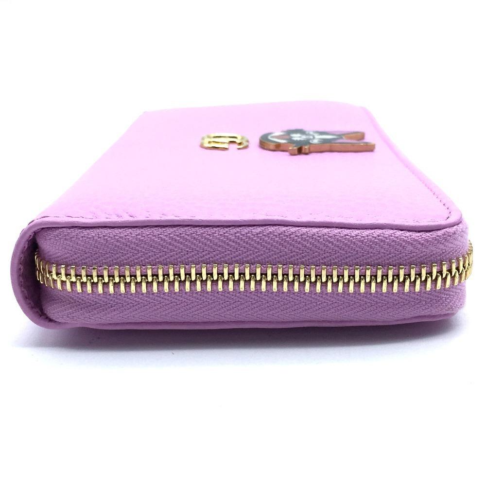 未使用 GUCCI グッチ 499337 GGマーモント ボスコ ジップアラウンド ウォレット ラウンドファスナー 長財布(小銭入れあり) ピンク_画像3