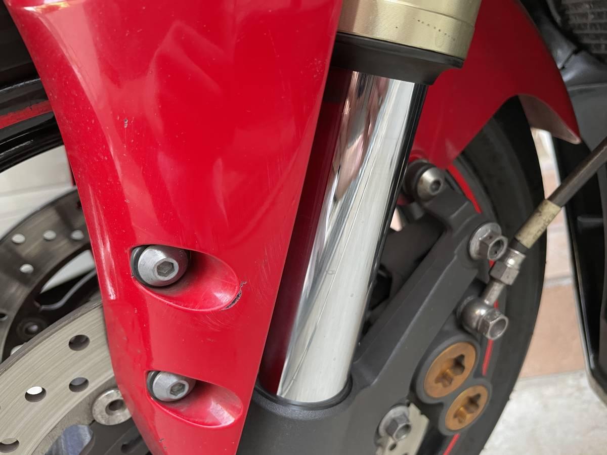 YZF-R1 5PW RN09(検、令和4年 9月まで)★エンジンOH済(メーター距離69000km)★devilマフラー、エンジンガードなど社外品多数_画像6