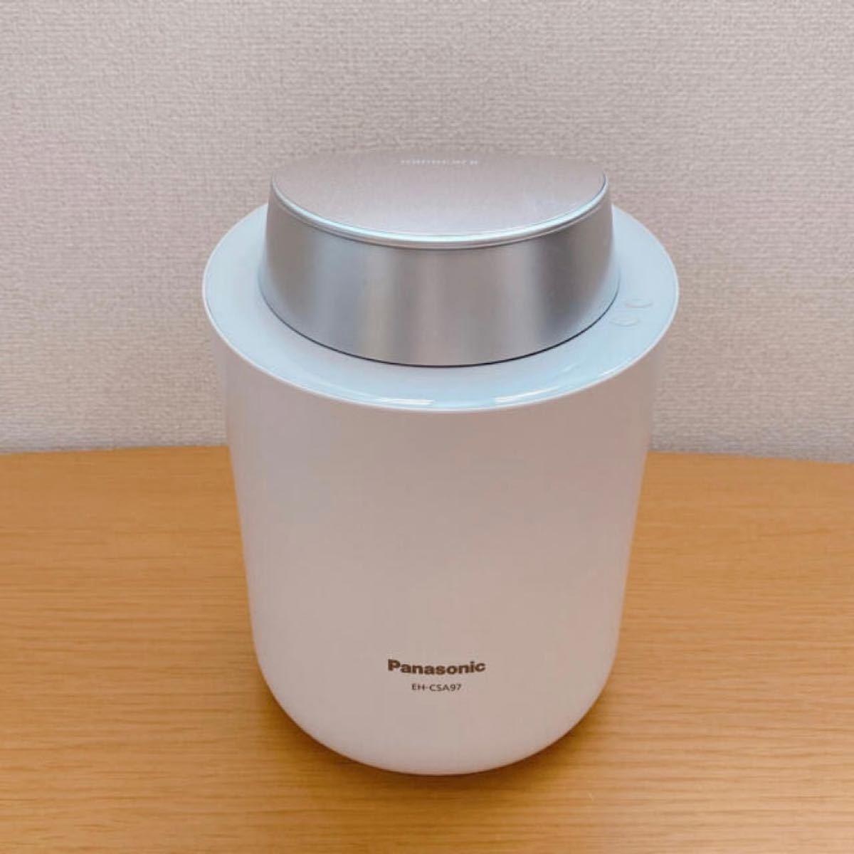 【Panasonic】スチーマーナノケア EH-CSA97