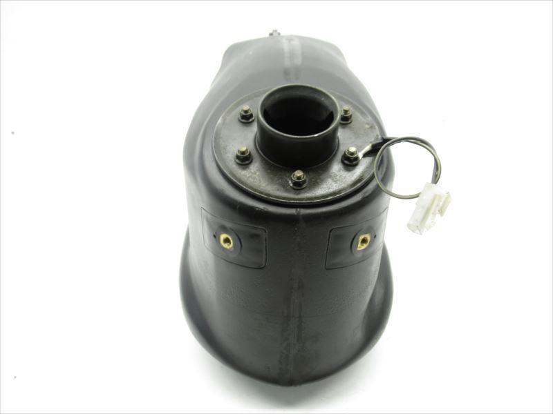 A6-0415 スズキ TR50S ストリートマジック 燃料タンク フューエルタンク 純正品 【CA1LB-103~ 動画有】_画像5