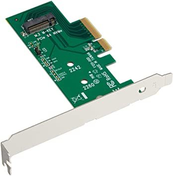 玄人志向 STANDARDシリーズ PCI-Express x4接続 M.2スロット増設インターフェースボード M.2-PCIE_画像4