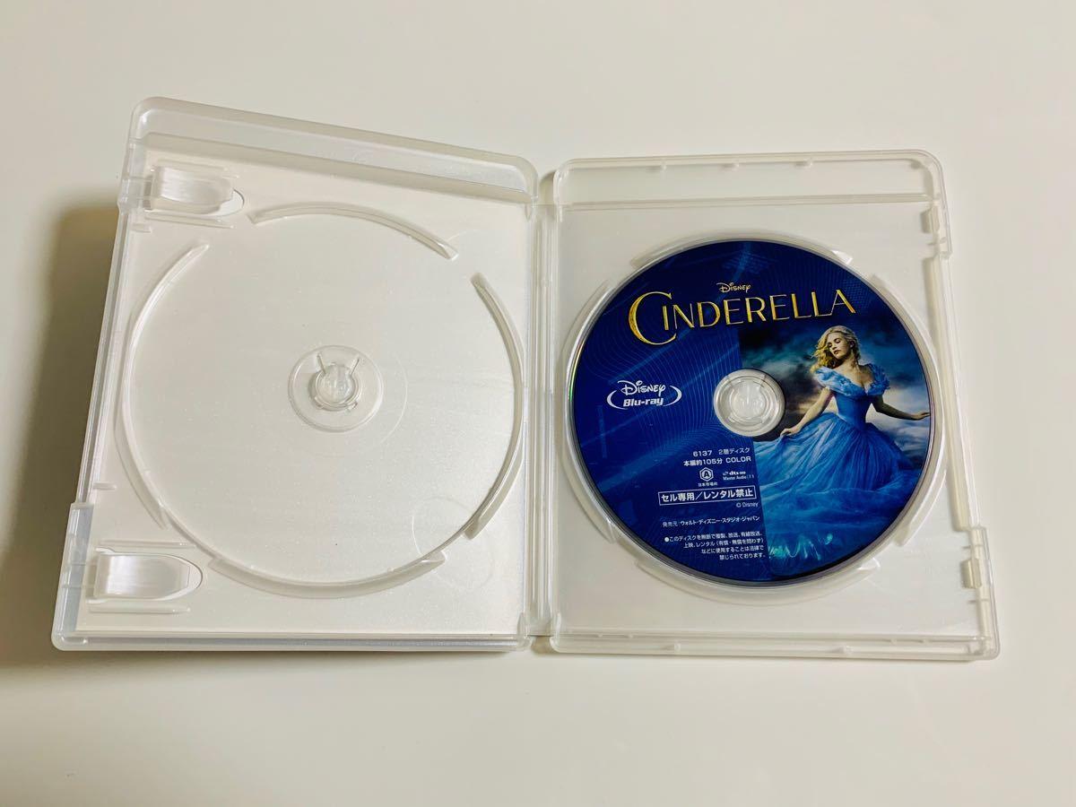 シンデレラ   実写版 MovieNEX    Blu-ray+純正ケース