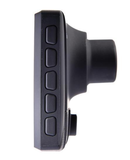 ドライブレコーダー 前後2カメラ 車載カメラ Gセンサー 1080P フルHD 駐車監視 モーション検知 ナイトビジョン ブラック_画像9
