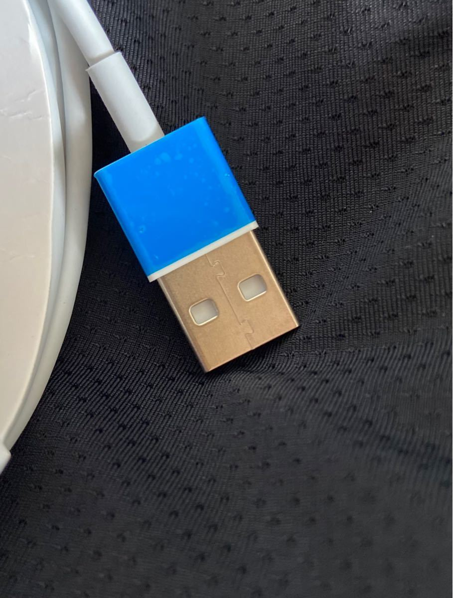 iPhone充電器ライトニングケーブル純正品質お得2Mx2本セット(箱入り)