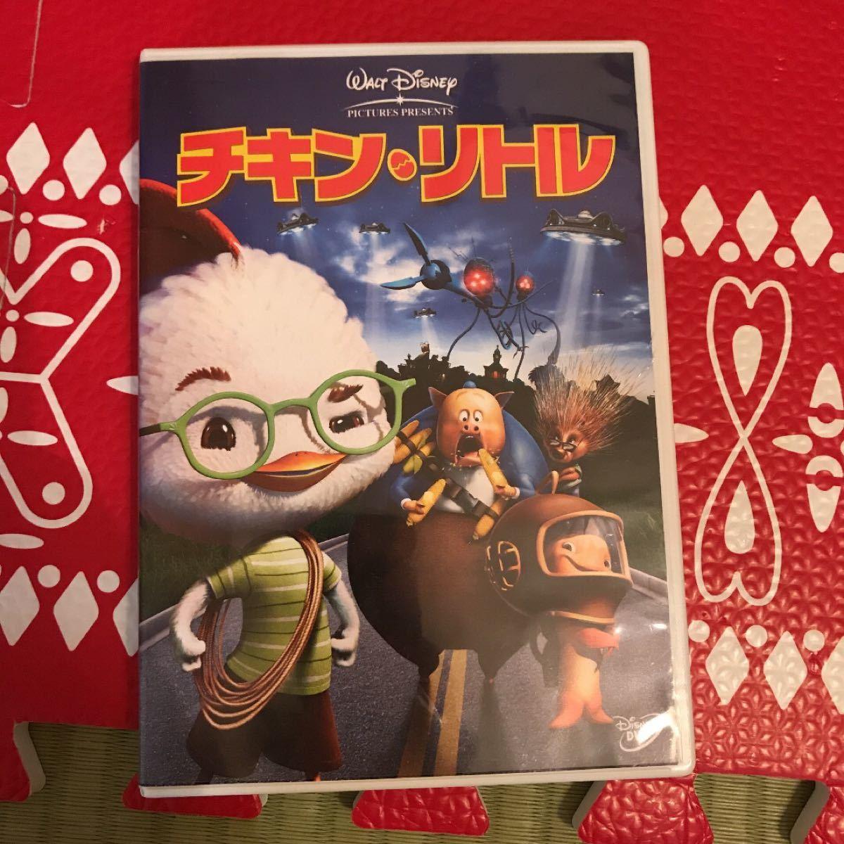 チキンリトル DVD