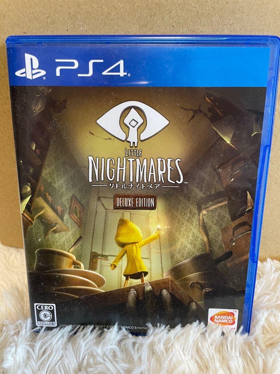 リトルナイトメア  デラックスエディション PS4 LITTLE NIGHTMARES DELUXE EDITION