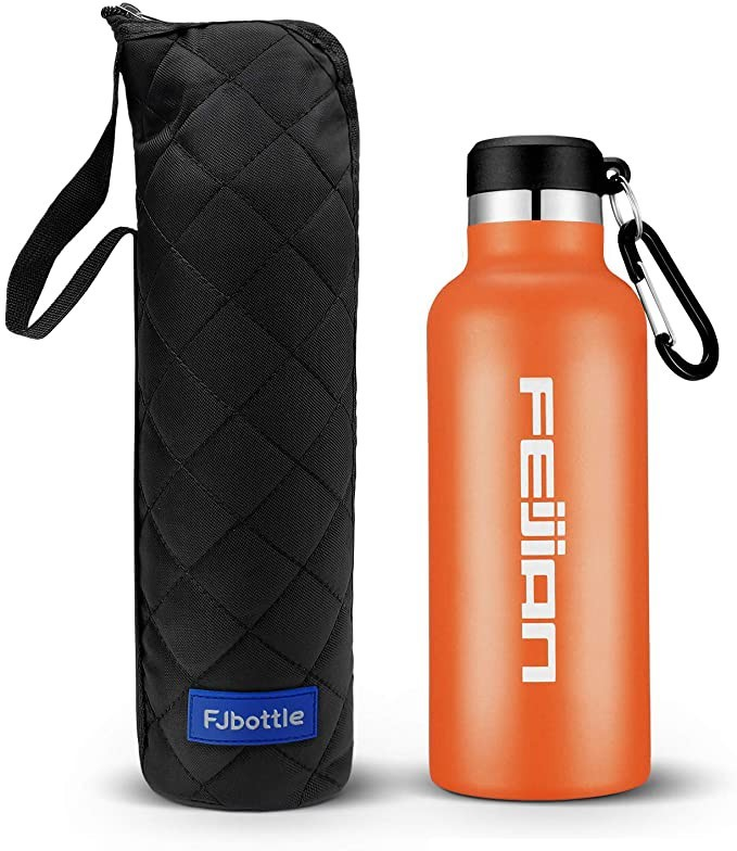 水筒 ステンレスボトル 直飲み 750ml 真空二重構造 保温 保冷 スポーツボトル  魔法瓶 ウォーターボトル アウトドア