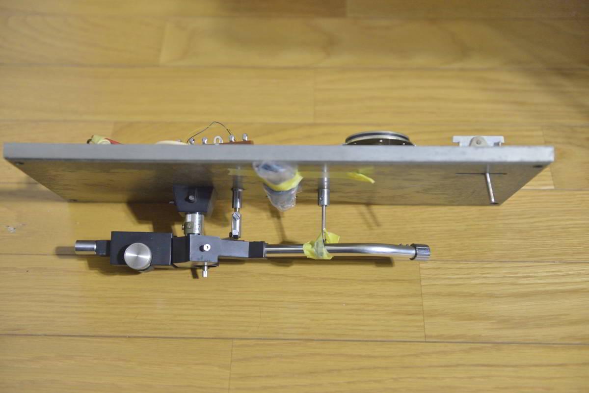 中古品 Technics SL-1100 テクニクス トーンアーム アームボード_画像3