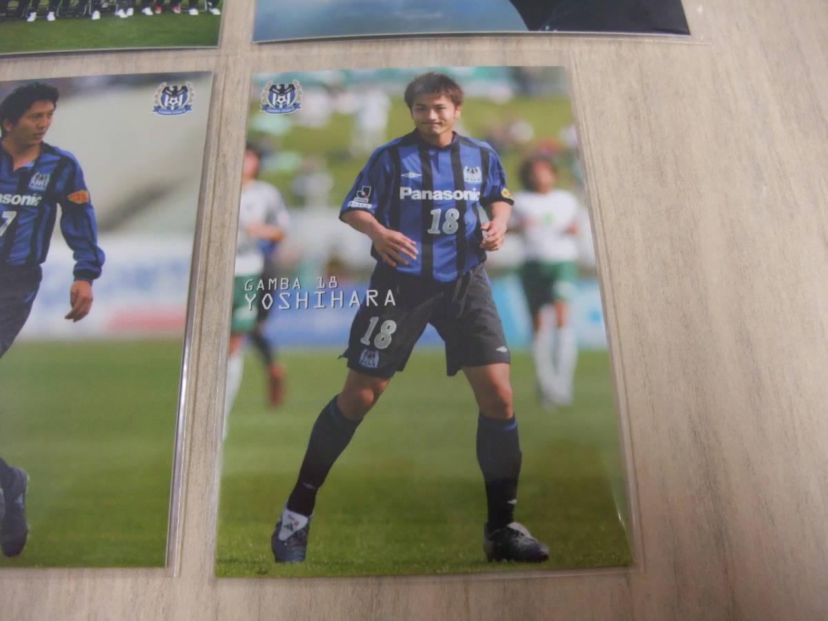 カルビー Jリーグ 2005 ガンバ大阪 6枚セット 非売品 交換 限定 ラッキーカード サッカーカード_画像5