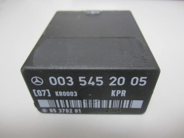 ベンツ W201/190E W124/230E 純正新品 フューエルポンプリレー 0035452005_純正フューエルポンプリレー