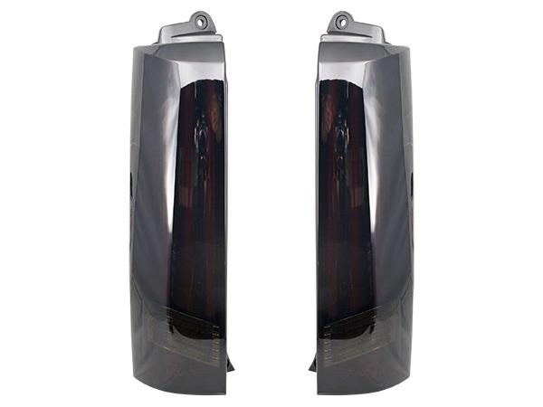 【TRISTAR'S】エブリイワゴンDA64W シーケンシャルウインカーファイバーLEDテールランプ インナーブラックスモークレンズ 流れるウインカー_画像2