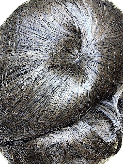 ブラック ゆるふわ ウィッグ ロング カール フルウイッグ 前髪 長め レディース 女っぽくもカジュアル_画像7