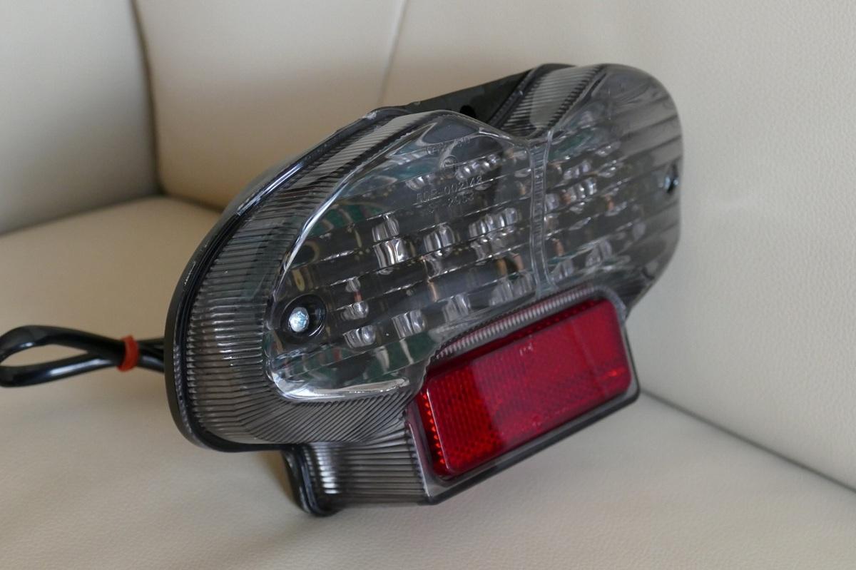 新品 LEDテールランプ スモークテール Bandit1200S バンディット1200S GV77A 台湾製_画像2