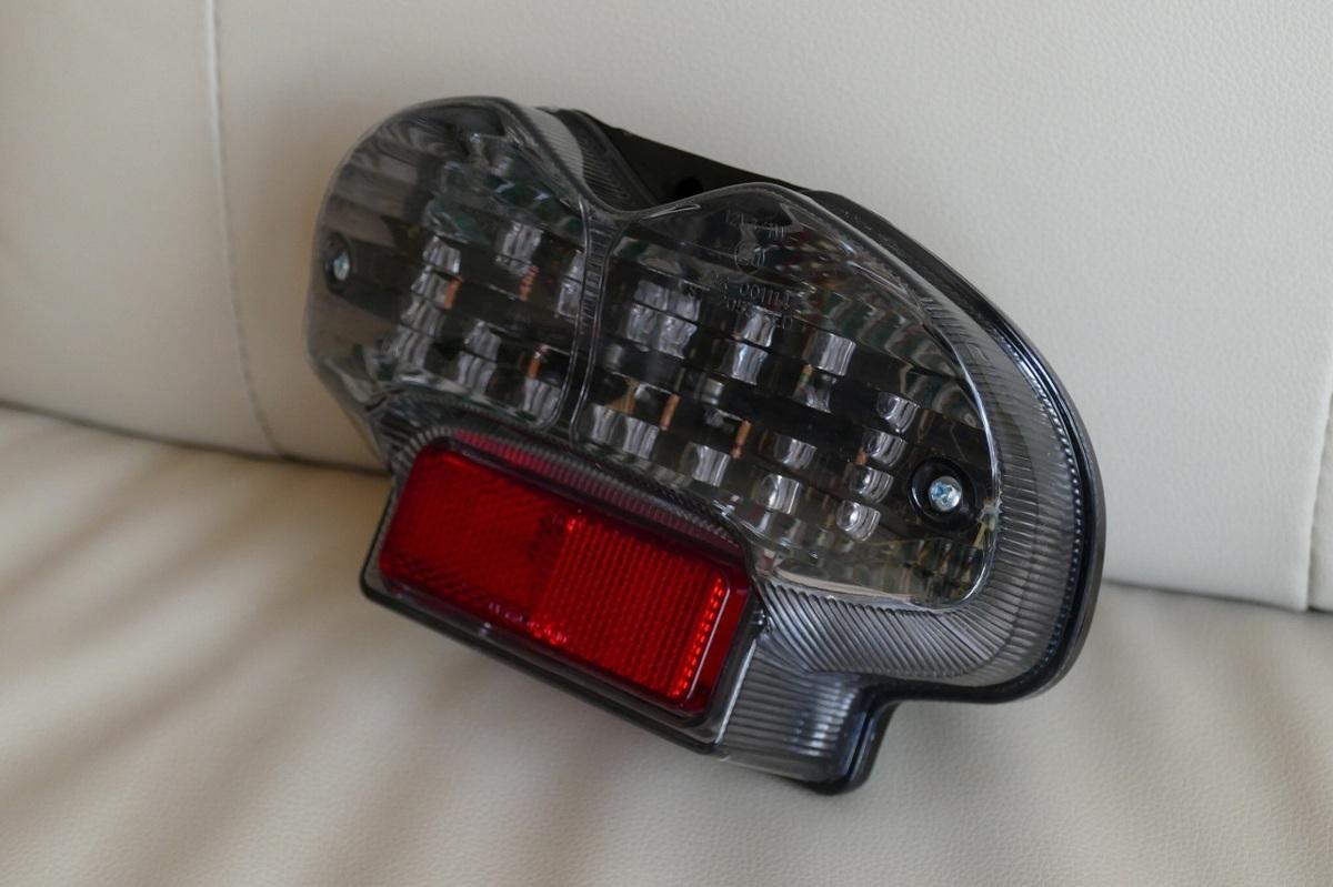 新品 LEDテールランプ スモークテール Bandit1200S バンディット1200S GV77A 台湾製_画像3