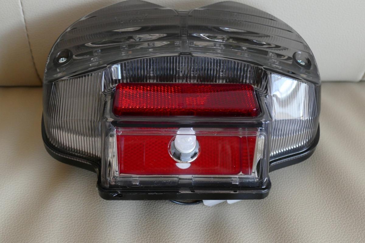 新品 LEDテールランプ スモークテール Bandit1200S バンディット1200S GV77A 台湾製_画像5