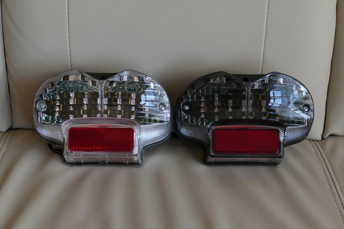 新品 LEDテールランプ スモークテール Bandit1200S バンディット1200S GV77A 台湾製_画像9