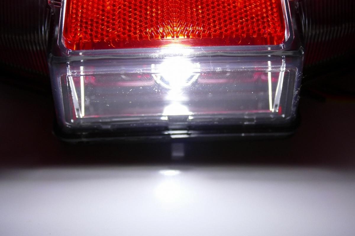 新品 LEDテールランプ スモークテール Bandit1200S バンディット1200S GV77A 台湾製_画像6