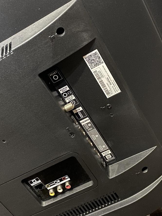 TCL 55S405 55インチ 55型 液晶 テレビ TV スマートテレビ 難有 動作OK USED 中古_画像7