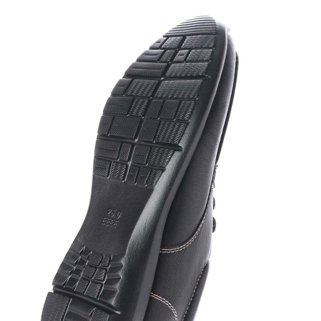 【安い】【超軽量】【防水】【幅広】GRAVITY FREE メンズ ウォーキング ビジネスシューズ 紳士靴 革靴 601 Uチップ ブラック 黒 27.0cm