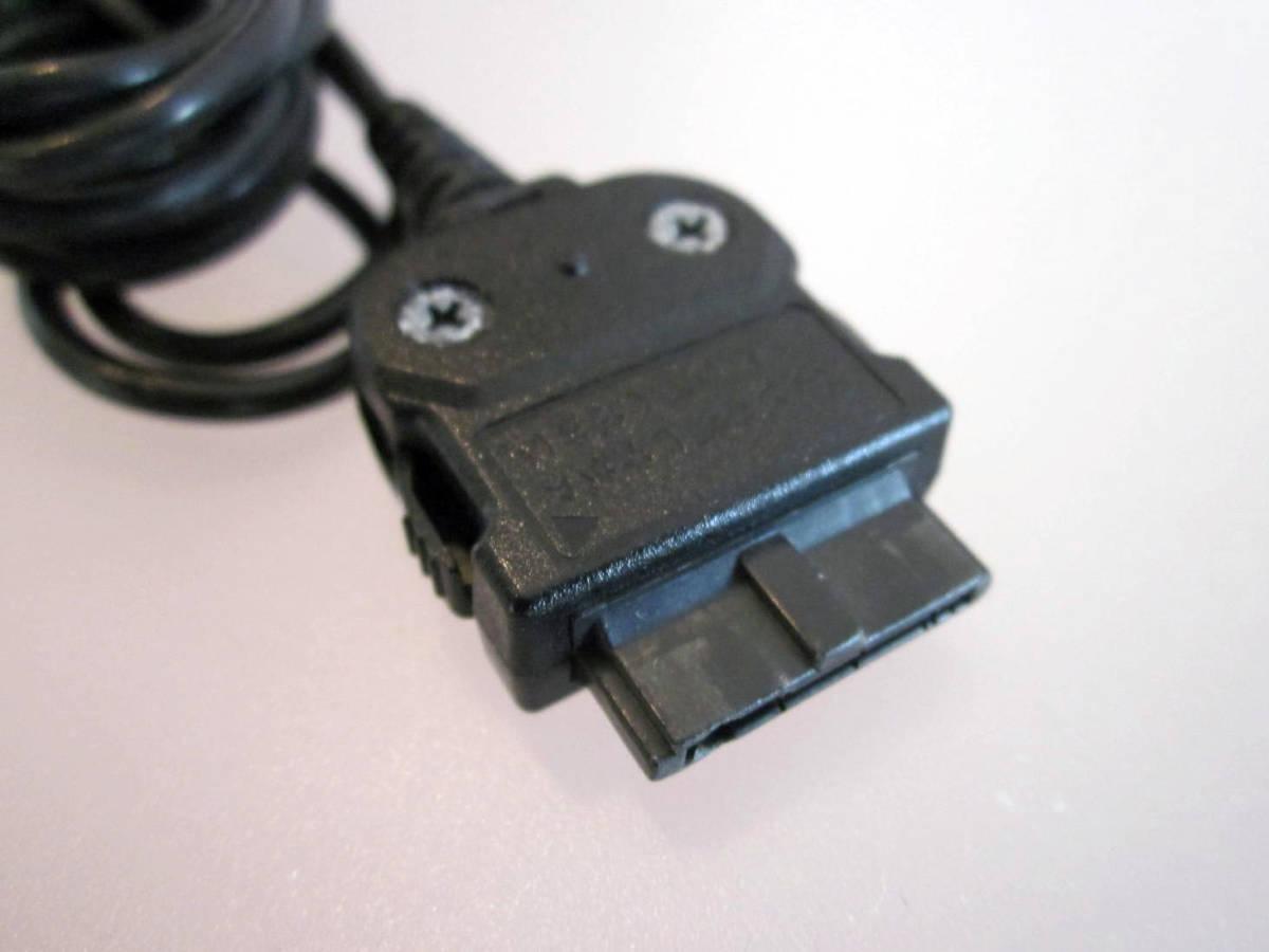au 純正 共通ACアダプタ01 ガラケー用充電器 携帯電話用充電器_画像4