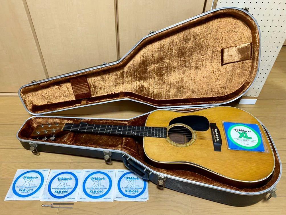 ☆売り切り☆Martin マーチン D-28 アコースティックギター ハードケース付き☆ビンテー