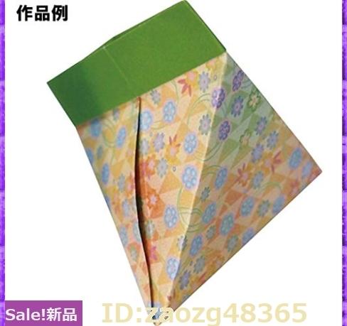 新品&色両面 サイズ15cm角 トーヨー 折り紙 和紙風 千代紙づくし 両面 15cm角 30柄 120枚入 018060 _画像6
